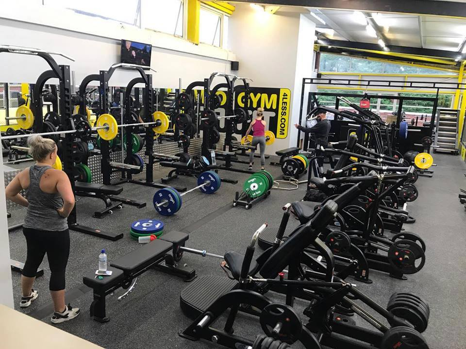 Fit For Less >> Aylesbury Gymfit4less